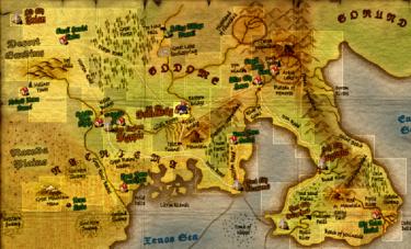 REDSTONE「マップ(地図)クエLv1」取得方法|称号クエスト